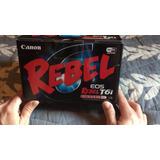 Eos Rebel T6i Como Nueva / Like New