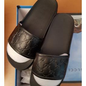 Sandalias Gucci Talla 41 Eur Mide 26 Cms