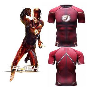 3af1d8dde88c8 Camisa Slim Compressão Herois Flash Mma academia crossfit