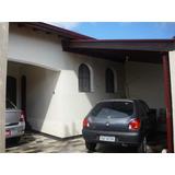 Casa Residencial À Venda, Centro, Cordeirópolis - Ca0385. - Ca0385
