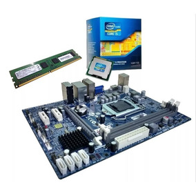 Kit Upgrade - Placa Mãe+ I5 3470 + 8gb Hdmi