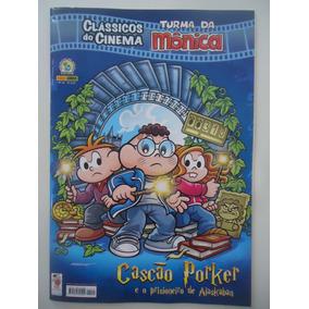 Clássicos Do Cinema Turma Da Mônica #61 Cascão Porker E O