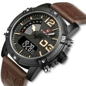 Relógio Masculino Naviforce 9095 De Luxo Original Promoção