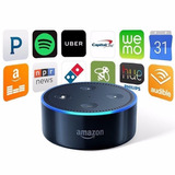 Amazon Echo Dot 2 Parlante Smart Con Alexa Harlempc