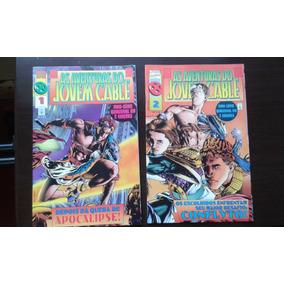 X-men Diversas Mini-series - Wolverine, Cable, Etc