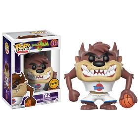 Taz Chase Edition Pop Funko #414 - Space Jam - Looney Tunes