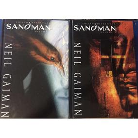 Sandman - Edição Definitiva - Volumes 1 E 2
