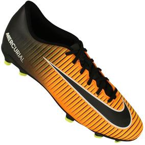 Chuteira Nike Mercurial Infantil - Chuteiras Nike no Mercado Livre ... 1838c413c1e3a