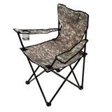 Cadeira Araguaia Confort Dobrável C/ Braço - Camuflado Bel
