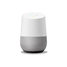 Google Home Alto Falante Inteligente Comando De Voz Original