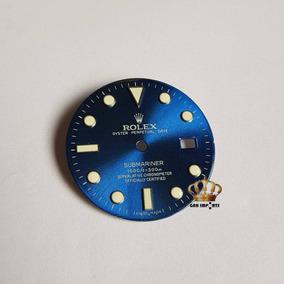 6581e3db742 Rolex Submariner Fundo Azul - Relógios no Mercado Livre Brasil