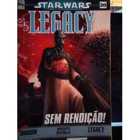 Hqs Coloridas Star Wars Ed.18 E 20 R$10 Cada Ou R$18 As Duas