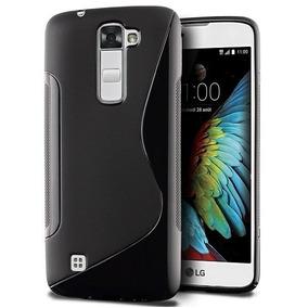 Lg Q10 - Protector Tpu Dual Con Glass 9h