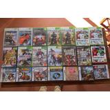 Cajas De Videojuegos 3ds Nintendo Ds Y Mas