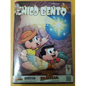 Revista Chico Bento N°32 - Natal Em Familia
