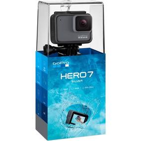 Gopro Hero 7 Silver Gravação 4k 10mp Wi-fi Chdhc-601
