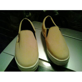 Zapatos De Dama Suela Ancha De Moda Numero 37.5 Impecables. Bs. 20.000 7d04d73913dcc