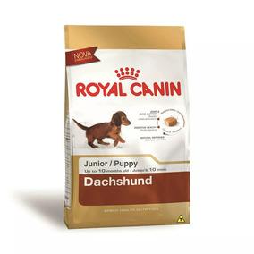 Ração Royal Canincães Filhotes Mini Dachshund 2,5kg V. 07/19
