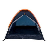 Barraca Nautika Camping 2 Pessoas Panda 600mm Piso Termico