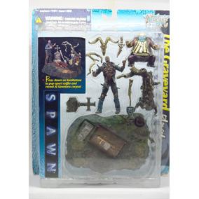 Spawn - O Soldado Do Inferno - Mcfarlene - Graveyard Playset