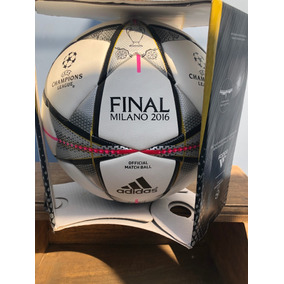 Balón Champions League Milan Final 2016 fe9798396faee