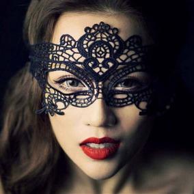 Mascara Veneciana Encaje Antifaz Fiesta Carnaval Disfraz