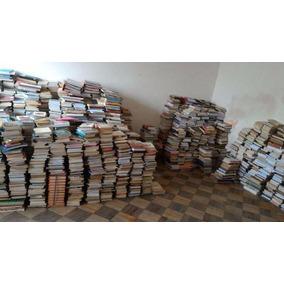 40 Livros Diversos Estilos Gêneros Sebo Revenda Frete Grátis