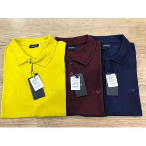 ebe5788b37 Camisa Polo Pret - Pólos Manga Curta Amarelo em Jardim Piqueroby ...