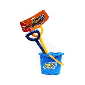 Juguete Para Niños Mini Kit Playa Usual Brinquedos