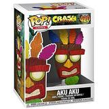 Funko Pop Crash Bandicoot Aku Aku