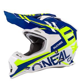 Casco Oneal Motocross Enduro Mtb 2 Series Spyde Blanco 2019