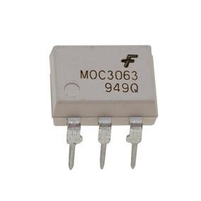 Moc3063 Moc 3063 Optoacoplador 100 Unidades