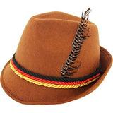 401b495781a8d Disfraz Sombrero Alemán Oktoberfest De Baviera De Los Alpes