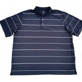 Playera Tipo Polo Talla Xx-l George