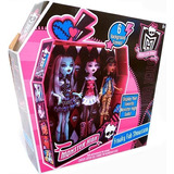 Muñeca Monster High Con Show Case Original