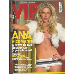 Revista Vip 2006 - Ana Hickmann - Sabrina Sato - Sheila