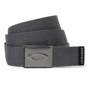 Cinturon Oakley Original Hombre Ellipse Web Belt