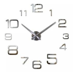 422c0c3b18f Numero Montar Relogio Parede - Relógios no Mercado Livre Brasil