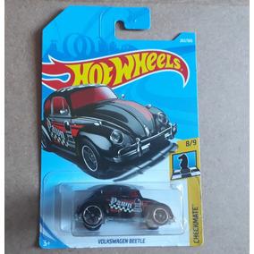 Hot Wheels Volkswagen Beetle - Checkmate 8/9 Mainline 2017