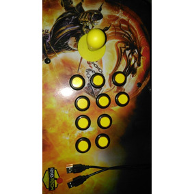 Controle Arcade 2 Players
