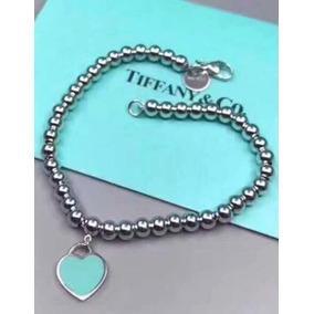 Bracelete Inspired Tiffany - Joias e Bijuterias no Mercado Livre Brasil 3216f35e86