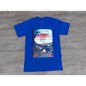 4797dee094f69 Camiseta Rip Curl Bali Beer Barrel - Calçados, Roupas e Bolsas no ...