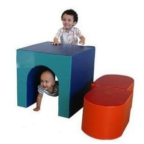 Cubi Usos Juego De Estimulación Temprana Marca Kids Colors