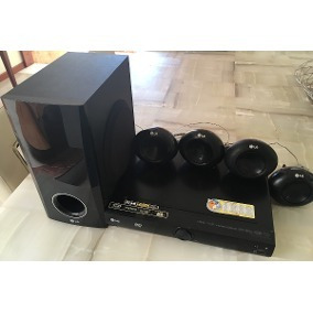 Home Theater 5.1 Lg Con Dvd