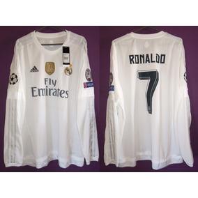 b9e822a3b1141 Camiseta Real Madrid Cristiano Ronaldo 2015 - Camisetas de Clubes ...