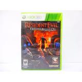 Resident Evil Operation Raccoon City Xbox 360 ¡usado!