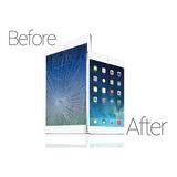Apple iPad Air Cambio De Táctil (vidrio Exterior) Blanco