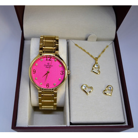 94ce9d5a719 Semijoias Ralifla Relogio - Relógio Masculino no Mercado Livre Brasil
