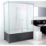 Mamparas De Baño Varios Sistemas Aluminio, Acrílico, Vidrio