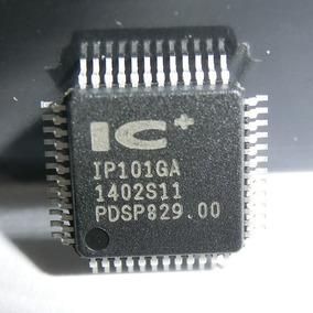 Kit 5 Peças Ci Smd Ip101ga Ip101 101ga Qfn32 Original